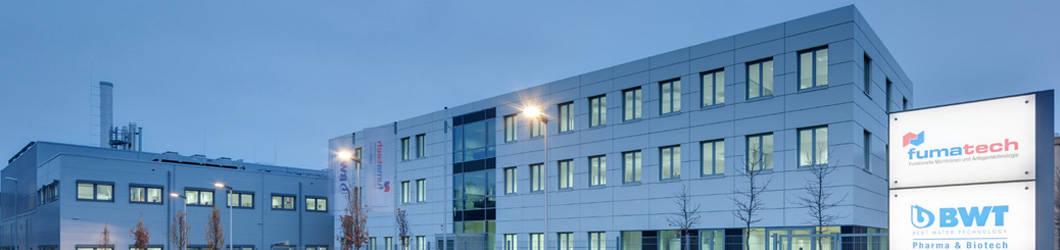 Neubau FuMA-Tech   Bietigheim-Bissingen