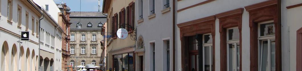 Umbau und Sanierung der ehem. Backmulde zu einem Gästehaus | Speyer