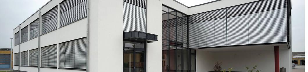 Neubau eines Büro- und Verwaltungsgebäudes | Ludwigshafen