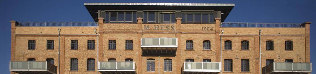 Umbau der Filzfabrik | Speyer