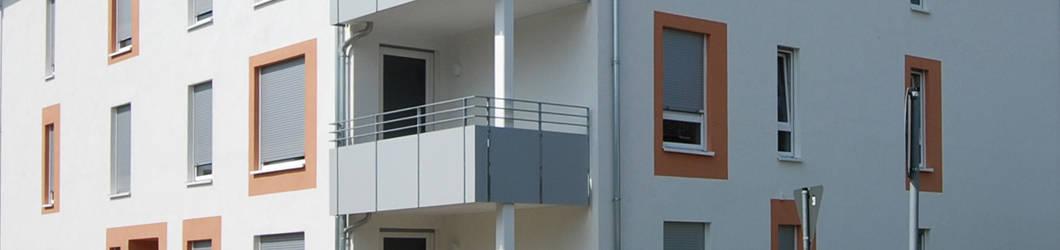 Neubau eines MFH mit 9 barrierearmen Wohneinheiten | Rülzheim