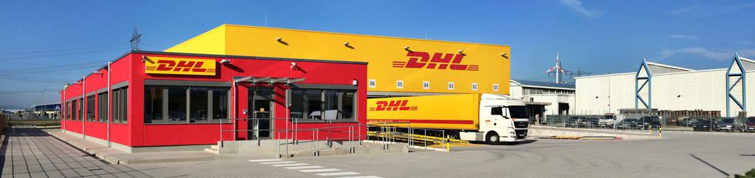 Neubau DHL Express | Herbolzheim