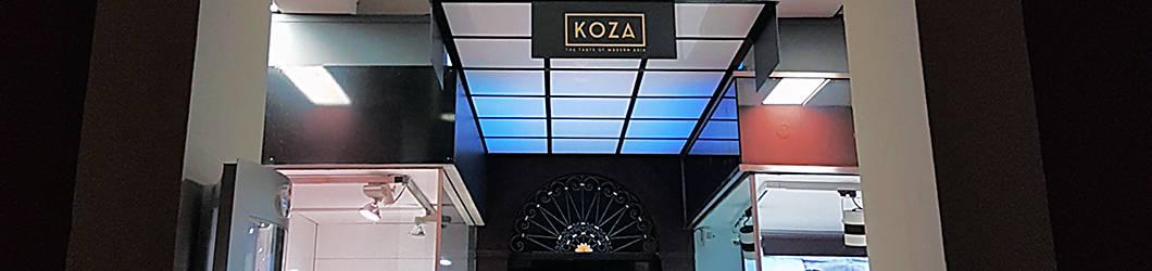 Umbau Sushi-Restaurant | KOZA Speyer