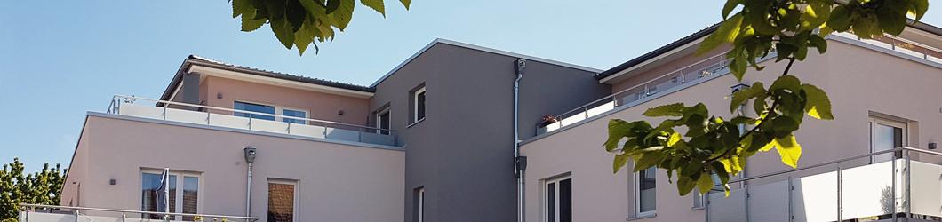Neubau eines MFH mit 9 WE | Römerberg