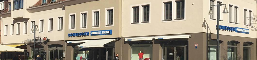 Umbau eines Wohn- und Geschäftshauses | Speyer