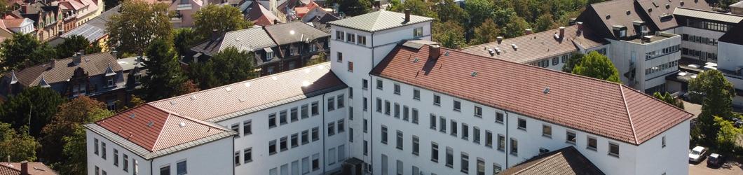 Umbau des ehem. Bistumshauses