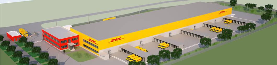 Neubau DHL Express | Hannover
