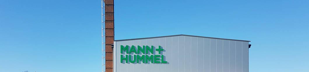 Umbau der Stanzereihalle Mann+Hummel | Speyer